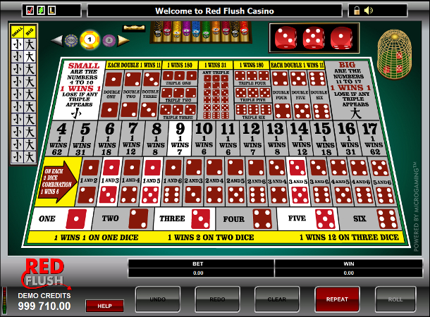 red flush online casino download