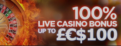 casinoluck 100 live bonus